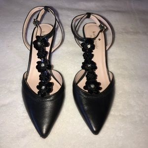 Kate Spade strappy heels